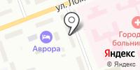 Сытный ряд на карте