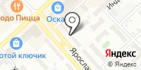 Ярославна на карте