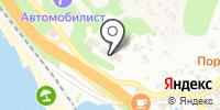 Кудепста на карте