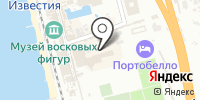 Царский Домъ на карте