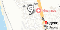 ДАР и К на карте