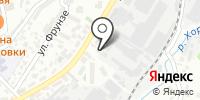Южная горно-строительная компания на карте