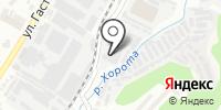 Таврия на карте