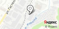 Динамо-Спорт на карте