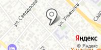 Ерзник на карте