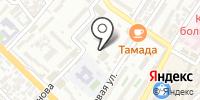 Комсомолец на карте