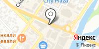 Масяня на карте