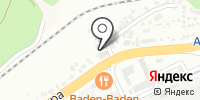 Узбекистон хаво йуллари на карте