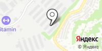 Айс клуб на карте