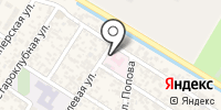 Городская больница №7 на карте