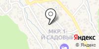 Вилла Уютная на карте