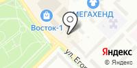 Триатлон на карте