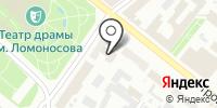 Областная детская библиотека им. А.П.Гайдара на карте