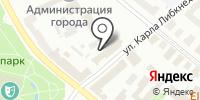 ЦБ РФ на карте