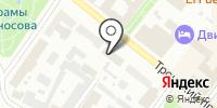 Беломорье на карте