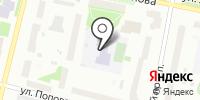 Архангельский детский дом №2 на карте