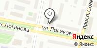 Эскулап на карте