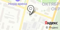 Ingris на карте