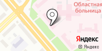 Акушерское отделение на карте