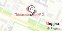 Центр здоровья для детей на карте