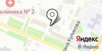Ломоносовская коллегия адвокатов г. Архангельска на карте