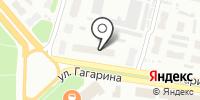 Адвокатский кабинет Синицына А.В. на карте