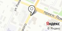 Магазин фруктов и овощей на Урицкого на карте