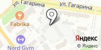 Помор Лайн на карте