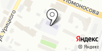 Ксения на карте