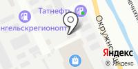 Ильинское 95 на карте