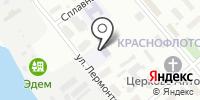 Начальная школа-детский сад №29 на карте