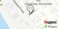 Двина-Сервис Лес на карте