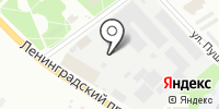 Управдом Варавино-Фактория на карте