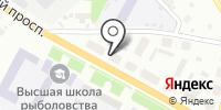 То да Сё на карте