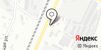 Автомойка на Ярославской на карте