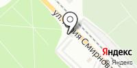 Ремшина на карте