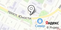 Сувлачная на карте