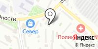 Инстайл на карте