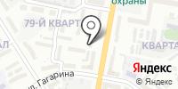 Чкаловский на карте