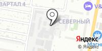 Дзержинская мебельная фабрика на карте