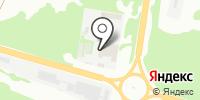 МЕТРА на карте