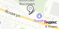 Память на карте