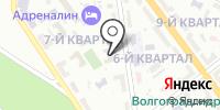 Поддержка на карте