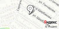 Романтика-клуб на карте