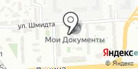 Областной архив на карте