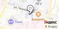 ПГУ на карте