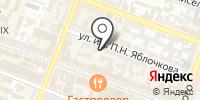 Камасутра на карте