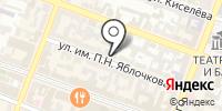 ТСЖ №2 Фрунзенского района на карте