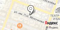 Совет муниципальных образований Саратовской области на карте