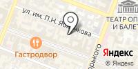 Межрегиональная коллегия адвокатов Саратовской области на карте